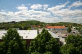 Kilátás a lakásomból  -  The view from my flat