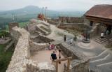 A Szigligeti vár - Szigliget Castle