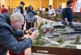 Vasútmodell kiállítás a Plázában - Model railway exhibition in the Mall