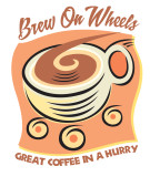 Brew On Wheels logo