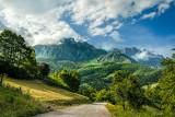 Mountain drive, near Mogrovejo