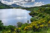 Lake and mountains, Picos de Europa
