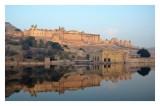 Jaipur - La forteresse d'Amber