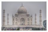 Le Taj Mahal, qui lui ne se trouve pas au Radjasthan