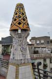 Fantastical chimneys