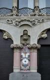 Casa Lleó Morera, detail
