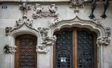 Casa Amatller, door décor