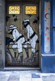 Barcelona grafitti
