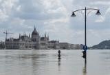 Budapest under Water: 2013 Danube Flood