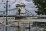 Chain Bridge and rail tracks