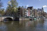Intersecting canals