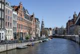 Flower market canal