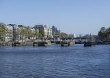 Amstel River, locks
