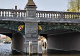 Hogesluis bridge, detail