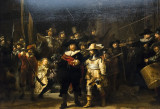 'The Night Watch' by Rembrandt