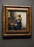 The Milkmaid,' Vermeer (c. 1658)