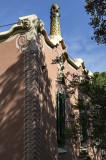 Gaudí's home at Parc Güell