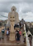 Lone guardian chimney