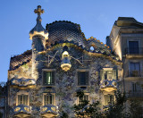Gaudí's Casa Batlló (Barcelona)