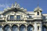 Port of Barcelona building