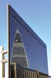 Al Faisaliyah Center in reflection