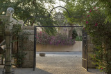 Hajer Garden, way out