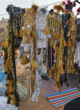 Camel gear at the souk (3/8)