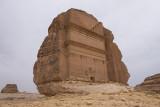 Mada'in Saleh, Qasr al-Farid tomb