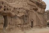 Qasr al-Bint tombs