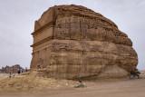 Qasr al-Farid tomb