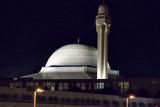 Nostalgic mosque