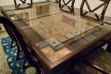 Antique Saudi Door to Modern Table