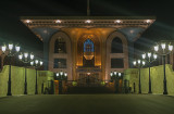 Al Alam Palace at night