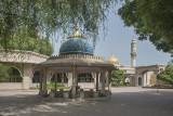 Asma Bint Alawi Mosque, pavilion