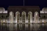 Opera house, front entrance