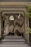 Al Aarrudh Garden shadows