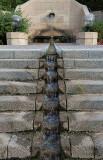 Back to Al Khozama Garden, cascade
