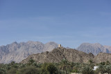 Mountainous Oman