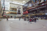 Olympic ice rink, The Dubai Mall