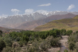 Crossing the High Atlas Mountains