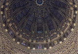 Mausoleum of Mohammed V, dome