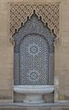 Mosque fountain, near the mausoleum
