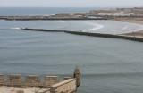 Atlantic coast from the Kasbah