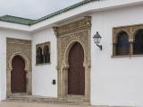 Mosque complex doors