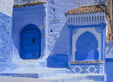 Morocco's 'Blue' City, Chefchaouen