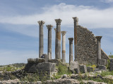 Roman Ruins at Volubilis, Morocco
