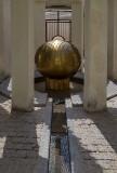 Fountain at Al Khozama Garden