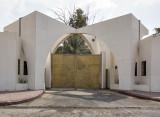 Modernistic entry