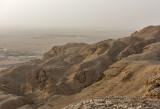 Monkey quest: Escarpment view