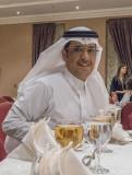 Iftar host
